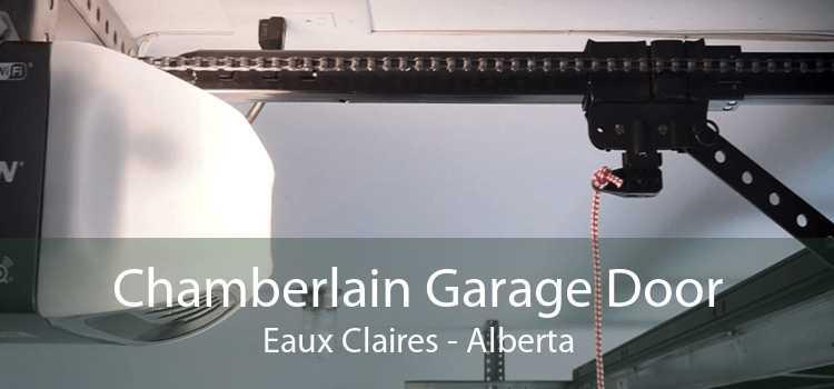 Chamberlain Garage Door Eaux Claires - Alberta