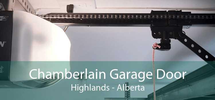Chamberlain Garage Door Highlands - Alberta