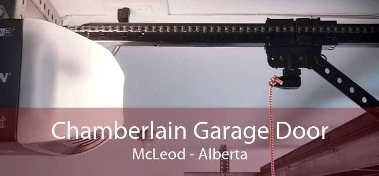 Chamberlain Garage Door McLeod - Alberta