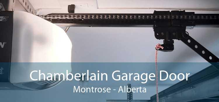 Chamberlain Garage Door Montrose - Alberta