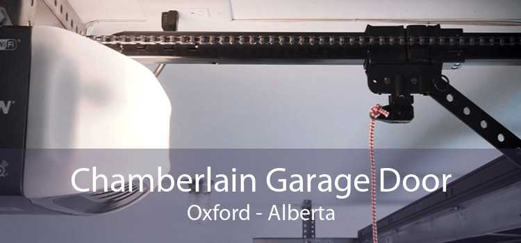 Chamberlain Garage Door Oxford - Alberta