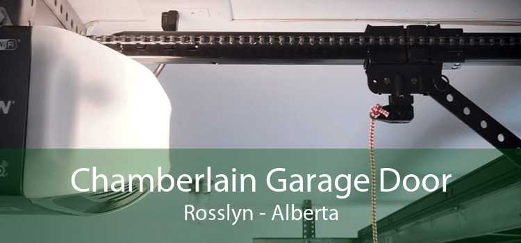 Chamberlain Garage Door Rosslyn - Alberta