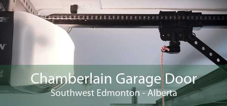 Chamberlain Garage Door Southwest Edmonton - Alberta