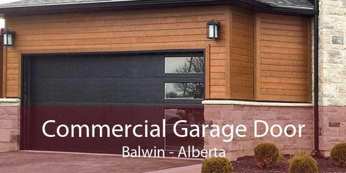 Commercial Garage Door Balwin - Alberta