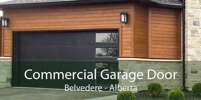Commercial Garage Door Belvedere - Alberta