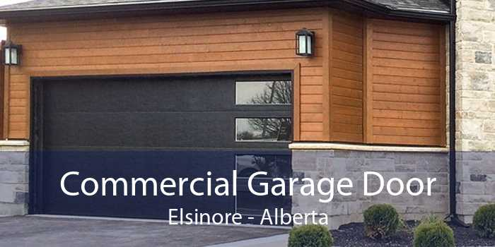 Commercial Garage Door Elsinore - Alberta