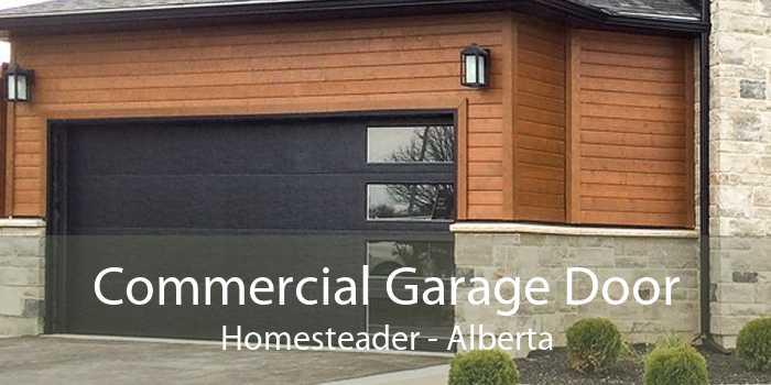 Commercial Garage Door Homesteader - Alberta