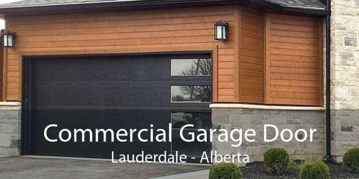 Commercial Garage Door Lauderdale - Alberta