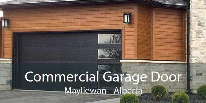 Commercial Garage Door Mayliewan - Alberta