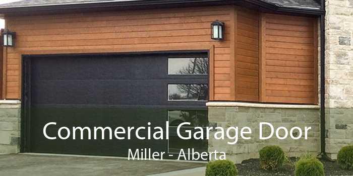 Commercial Garage Door Miller - Alberta