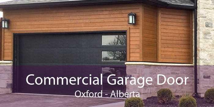 Commercial Garage Door Oxford - Alberta