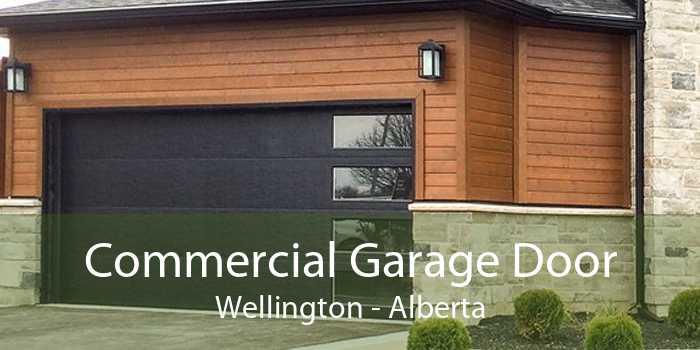Commercial Garage Door Wellington - Alberta
