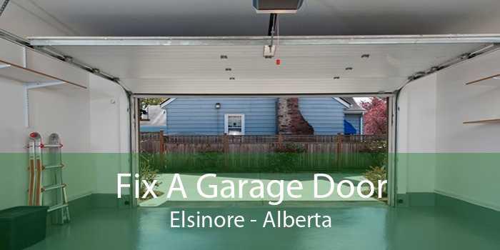 Fix A Garage Door Elsinore - Alberta