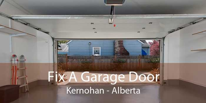 Fix A Garage Door Kernohan - Alberta