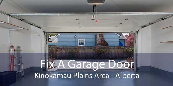 Fix A Garage Door Kinokamau Plains Area - Alberta