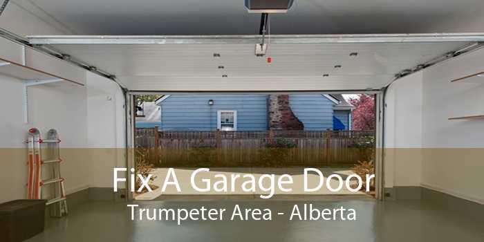 Fix A Garage Door Trumpeter Area - Alberta