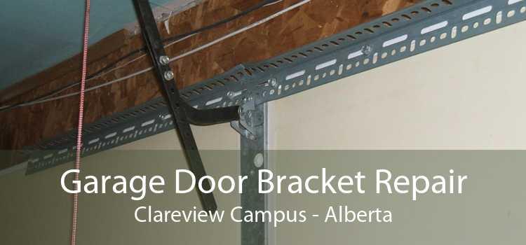 Garage Door Bracket Repair Clareview Campus - Alberta
