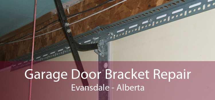 Garage Door Bracket Repair Evansdale - Alberta