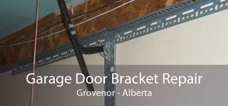 Garage Door Bracket Repair Grovenor - Alberta