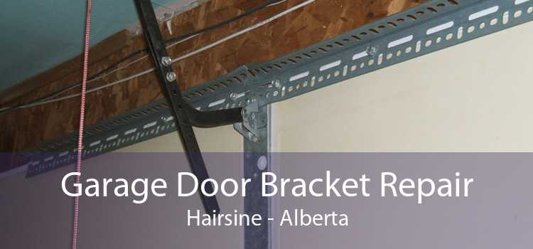 Garage Door Bracket Repair Hairsine - Alberta