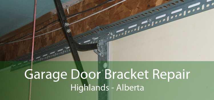 Garage Door Bracket Repair Highlands - Alberta
