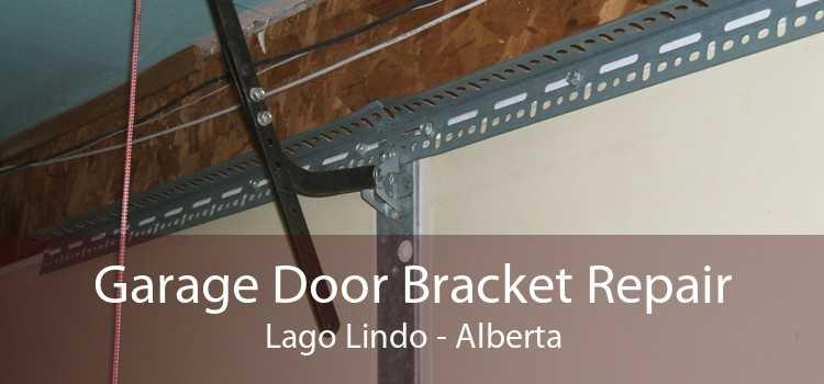 Garage Door Bracket Repair Lago Lindo - Alberta