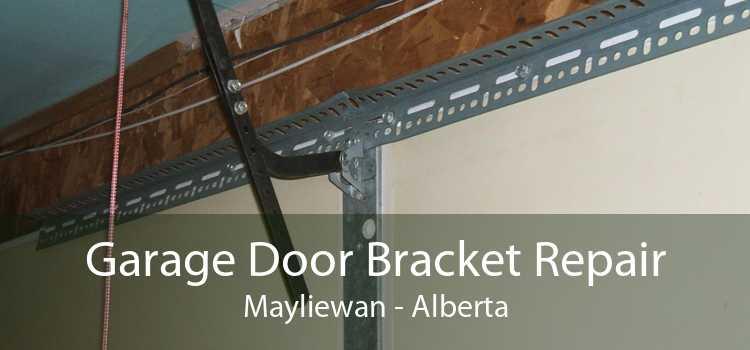 Garage Door Bracket Repair Mayliewan - Alberta