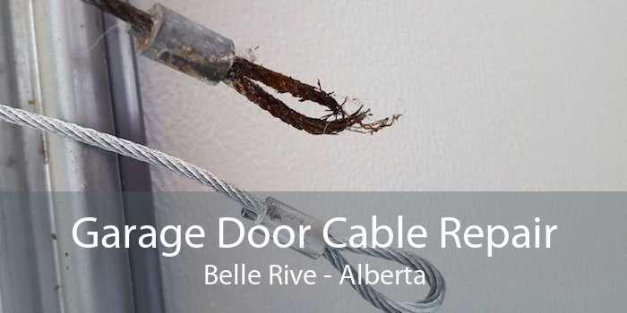 Garage Door Cable Repair Belle Rive - Alberta