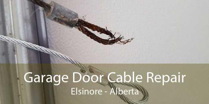 Garage Door Cable Repair Elsinore - Alberta