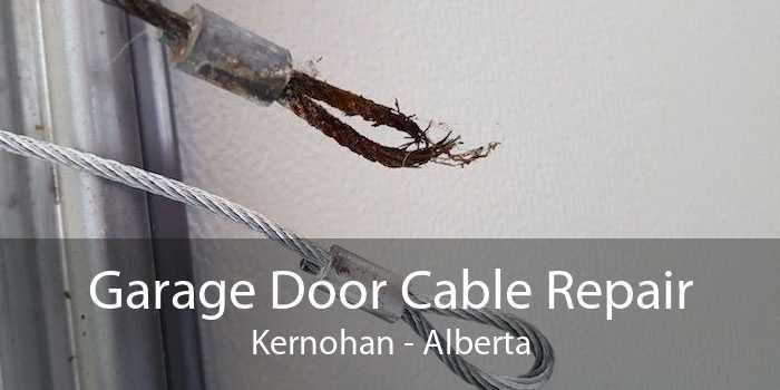Garage Door Cable Repair Kernohan - Alberta