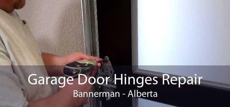 Garage Door Hinges Repair Bannerman - Alberta