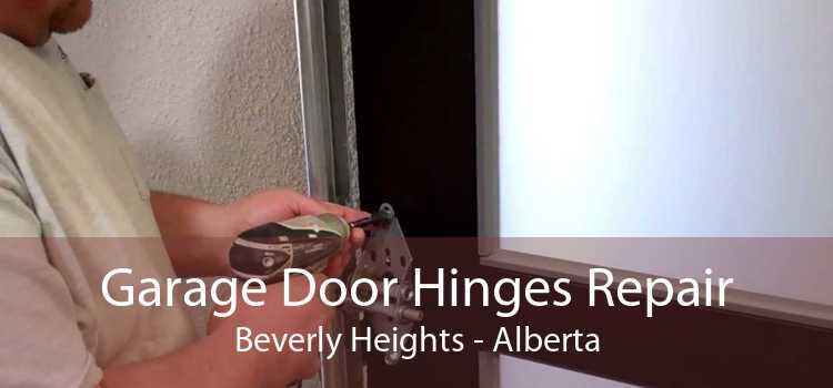 Garage Door Hinges Repair Beverly Heights - Alberta
