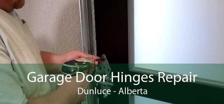 Garage Door Hinges Repair Dunluce - Alberta