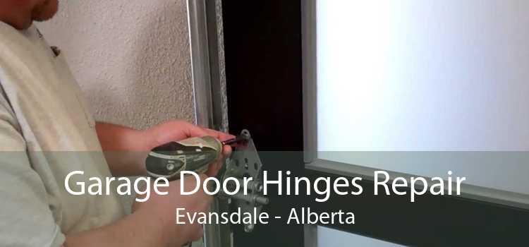 Garage Door Hinges Repair Evansdale - Alberta
