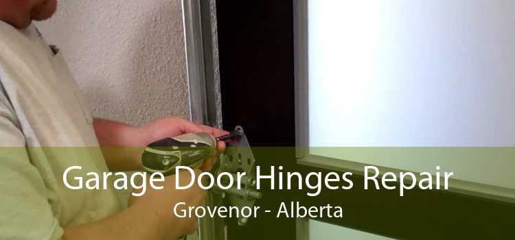 Garage Door Hinges Repair Grovenor - Alberta