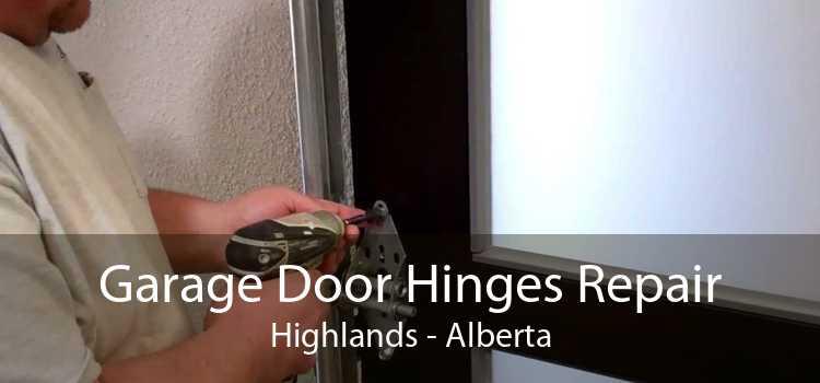 Garage Door Hinges Repair Highlands - Alberta
