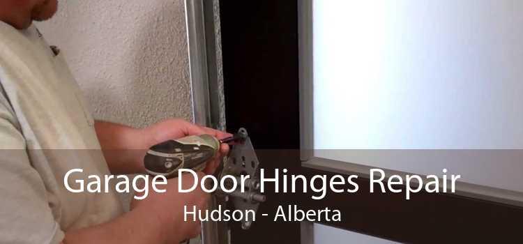 Garage Door Hinges Repair Hudson - Alberta