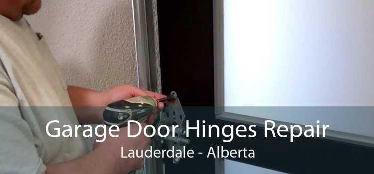 Garage Door Hinges Repair Lauderdale - Alberta