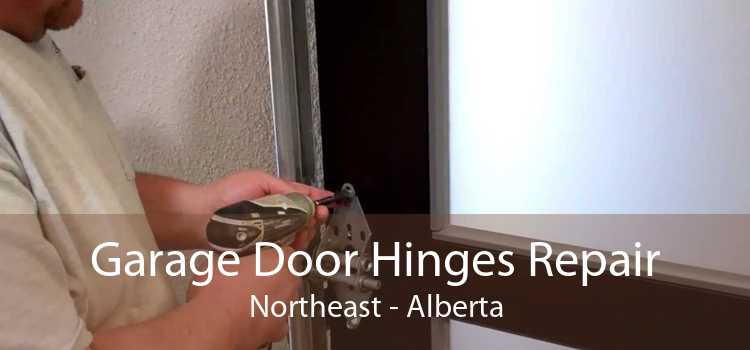Garage Door Hinges Repair Northeast - Alberta