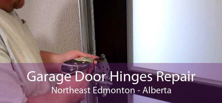 Garage Door Hinges Repair Northeast Edmonton - Alberta