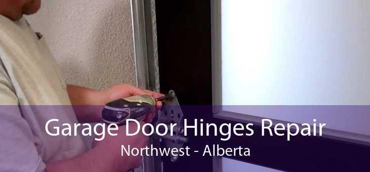 Garage Door Hinges Repair Northwest - Alberta