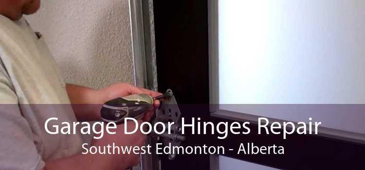 Garage Door Hinges Repair Southwest Edmonton - Alberta