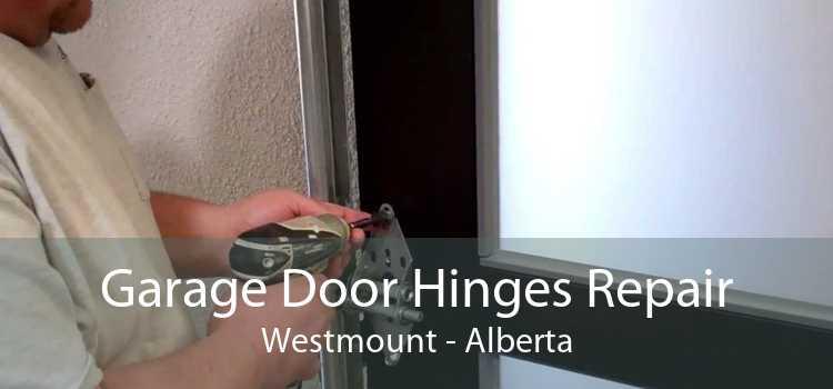 Garage Door Hinges Repair Westmount - Alberta