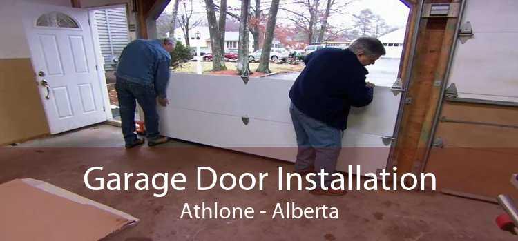 Garage Door Installation Athlone - Alberta