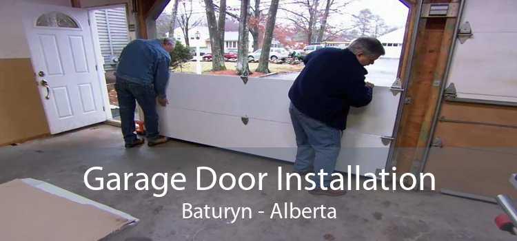 Garage Door Installation Baturyn - Alberta