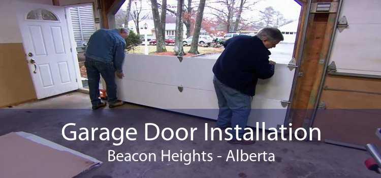 Garage Door Installation Beacon Heights - Alberta