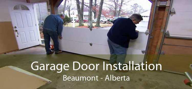 Garage Door Installation Beaumont - Alberta