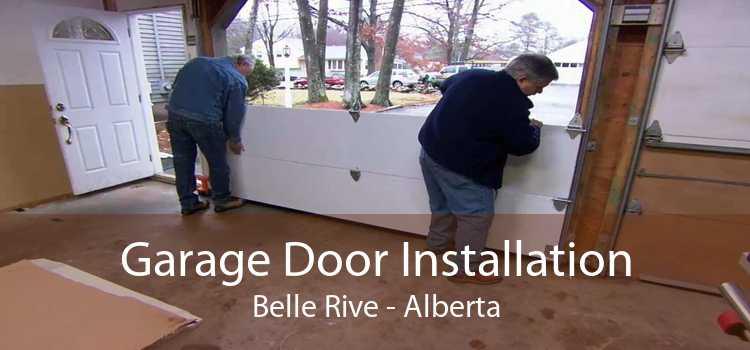 Garage Door Installation Belle Rive - Alberta