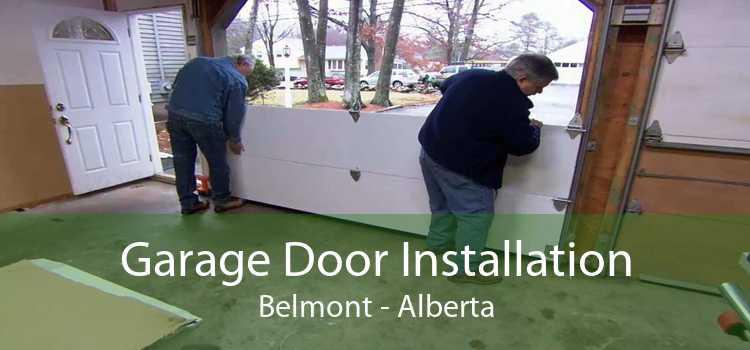 Garage Door Installation Belmont - Alberta