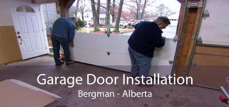 Garage Door Installation Bergman - Alberta